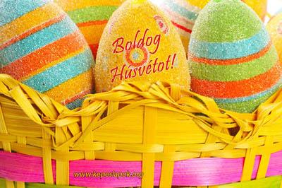 boldog húsvétot képeslapok