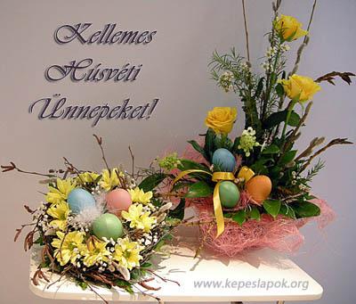 kellemes húsvéti ünnepeket képeslapok