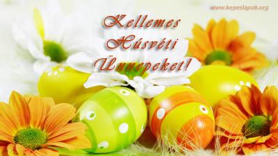 kellemes húsvétot képeslapok
