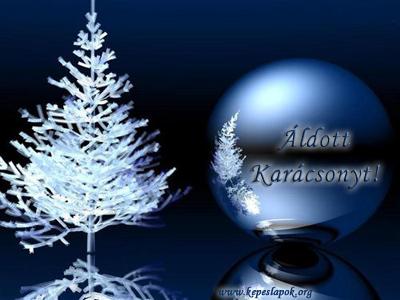 Áldott Karácsonyt képek