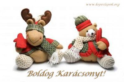 boldog karácsonyt képeslapok